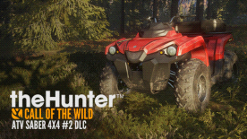 theHunter™: Call of the Wild - ATV SABER 4X4