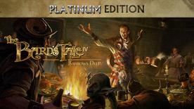The Bard's Tale IV: Barrows Deep Platinum Edition