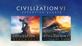 Sid Meier's Civilization VI Expansion Bundle (PS4)