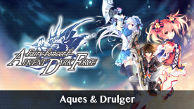 Fairy Fencer F ADF Fairy Set 2: Aques and Drulger