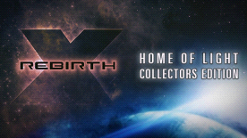 X Rebirth Collectors Edition 2016