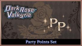 Dark Rose Valkyrie - Party Points Set