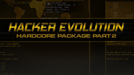 Hacker Evolution: Hardcore Package Part 2