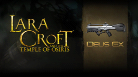 LARA CROFT® AND THE TEMPLE OF OSIRIS™: Deus Ex Pack