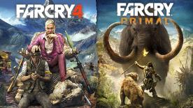 Far Cry 4 + Far Cry Primal Bundle (PS4)