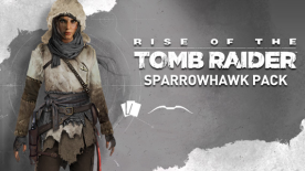 Rise of the Tomb Raider: Sparrowhawk – Outfit Pack