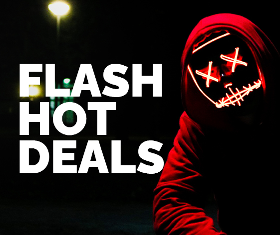 Flash Hot Deals