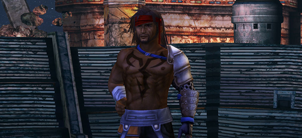 Final Fantasy Character - Jecht/Sin