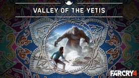 Far Cry 4 DLC 4 - Valley of the Yetis