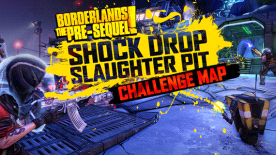 Borderlands: The Pre-sequel - Shock Drop Slaughter Pit