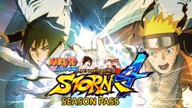 NARUTO SHIPPUDEN: Ultimate Ninja STORM 4 Season Pass | Steam Keys
