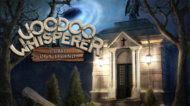 Voodoo Whisperer Curse of a Legend