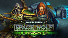 Warhammer 40,000: Space Wolf - Saga of the Great Awakening
