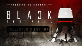 Black The Fall Collector's Edition