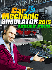 Car Mechanic Simulator 2015 - Trader Pack - PC