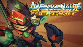 Awesomenauts: Steel Seraph Ix Skin