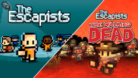 The Escapists & The Escapists: The Walking Dead Deluxe Edition