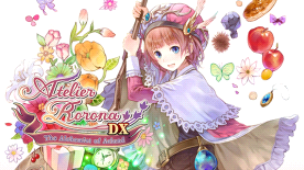 Atelier Rorona The Alchemist of Arland DX