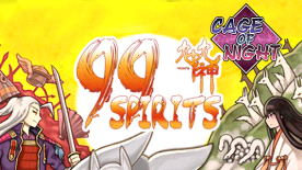 99 Spirits - Cage of Night