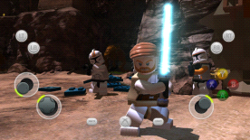 TouchFox Controller for LEGO Star Wars III