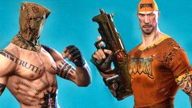 Brink: Doom Psycho Combo