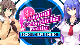 Mahjong Pretty Girls Battle : School Girls Edition