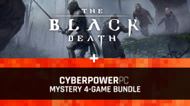 CyberPowerPC Mystery 4-Game Bundle