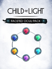 Child of Light - Faceted Oculi Pack PEA014DF7587