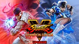 Street Fighter V - Champion Edition Upgrade Kit