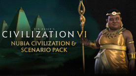 Civilization VI: Nubia Civilization and Scenario Pack