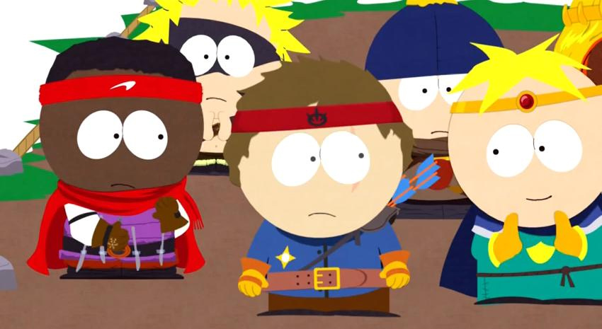 South Park The Stick Of Truth - The New Kid