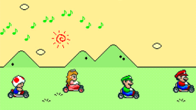 Mario Kart - VC SNES