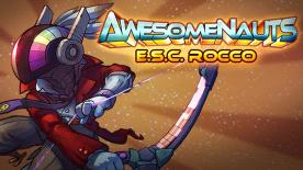 Awesomenauts: Electronic Supersonic Cybertronic Rocco Skin