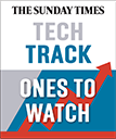 The Sunday Times 2013 Tech Track 100 Ones to Watch