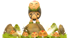 PixelJunk Monsters Ultimate and Shooter Bundle