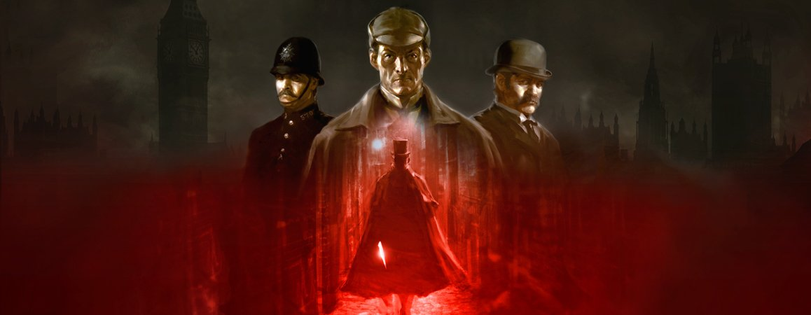 Sherlock Holmes versus Jack the Ripper | PC - Steam | Game Keys