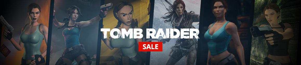 Tomb Raider Deals