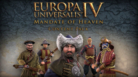 Europa Universalis IV: Mandate of Heaven Content Pack