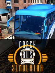 Coach Bus Simulator Parking