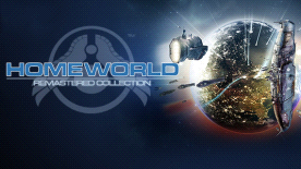 Homeworld Remastered Collection (MAC)