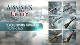 Assassin's Creed Unity: Revolutionary Armaments Pack