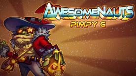 Awesomenauts - Pimpy G Skin