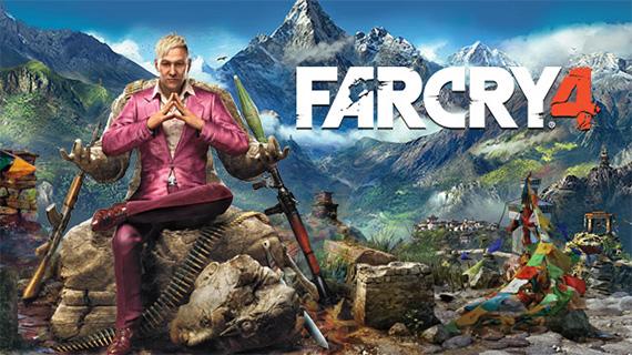 Far Cry 4 Pc Uplay Game Keys