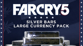 Far Cry 5 Silver Bars - Large Pack