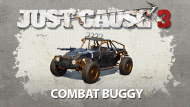 Just Cause™ 3: Combat Buggy
