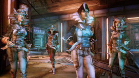 Borderlands: The Pre-Sequel - Lady Hammerlock The Baroness