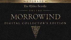 The Elder Scrolls Online: Morrowind Digital Collectors Upgrade