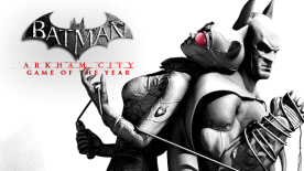 Batman Arkham City: Game of the Year