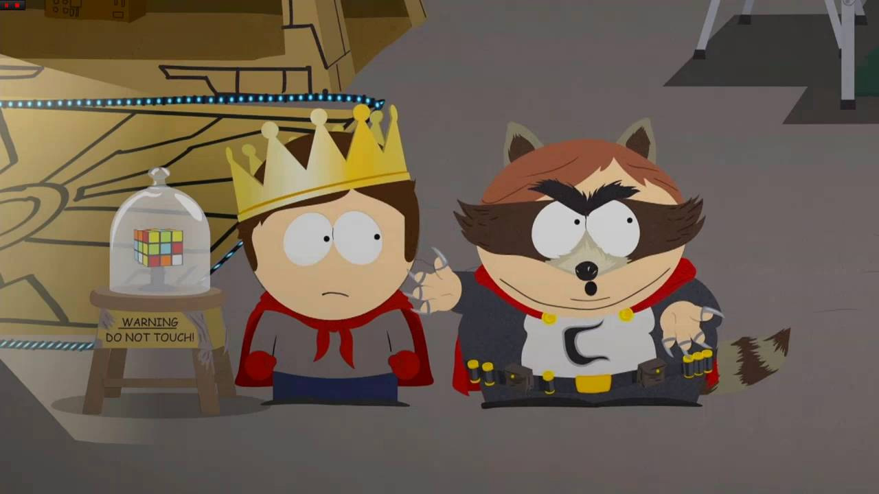 South Park The Fractured But Whole - The New Kid