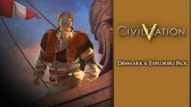 Sid Meier's Civilization® V: Civilization and Scenario Pack: Denmark and Explorer's Combo Pack